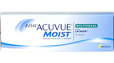Acuvue 1 Day Moist Multifocal 30 Pk