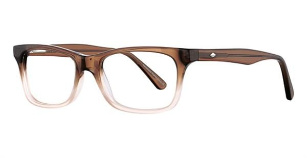 Elan 3002 Frames in Brown Fade Color