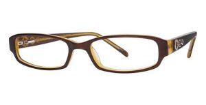 Elan 9405 Frames in Honey Crystal Color