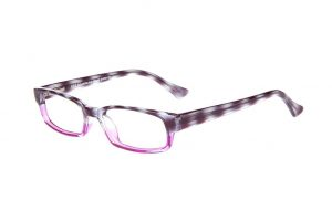 Envy Angelina Frames in Purple and Gray Colors