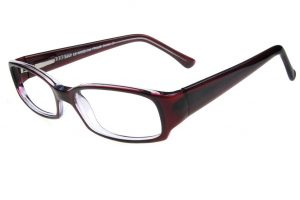 Envy Karina Frames in Wine Color