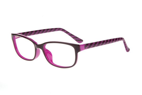 Envy Kristen Frames in Purple and Black Colors