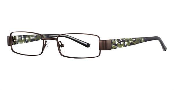 K12 4043 Frames in Dark Gun Camo Color