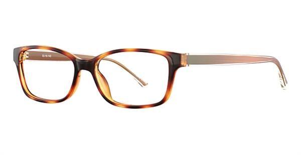 K12 4604 Frames in Tortoise Amber Color