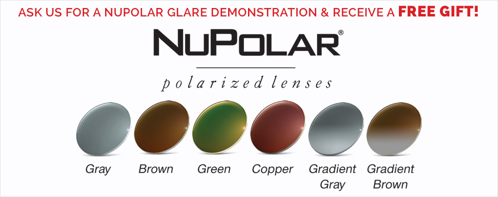 NuPolar Polarized Lenses