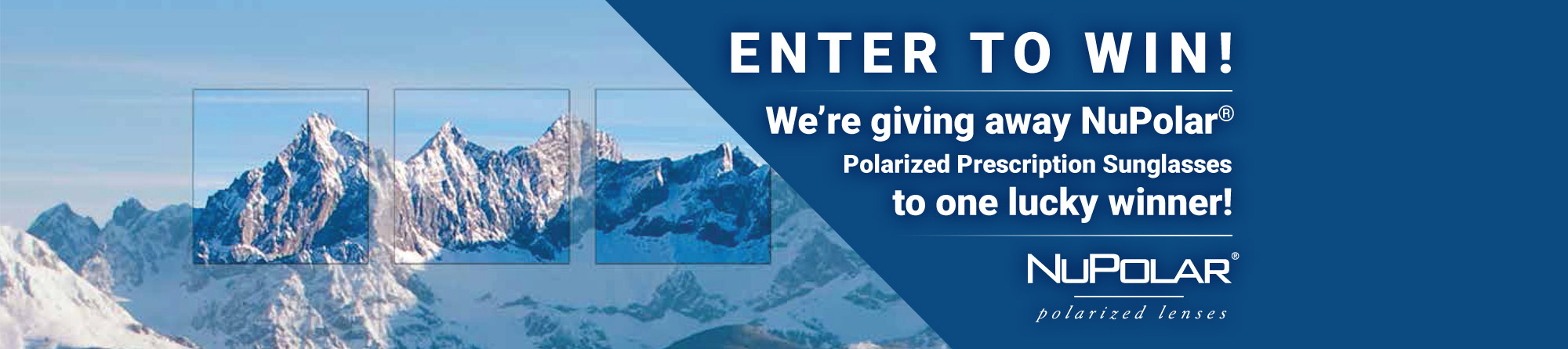 Enter to win at Wise Eyes Optical!