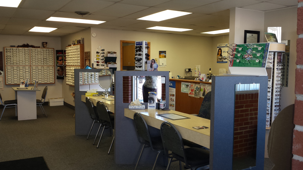 Philipsburg Wise Eyes Optical Interior