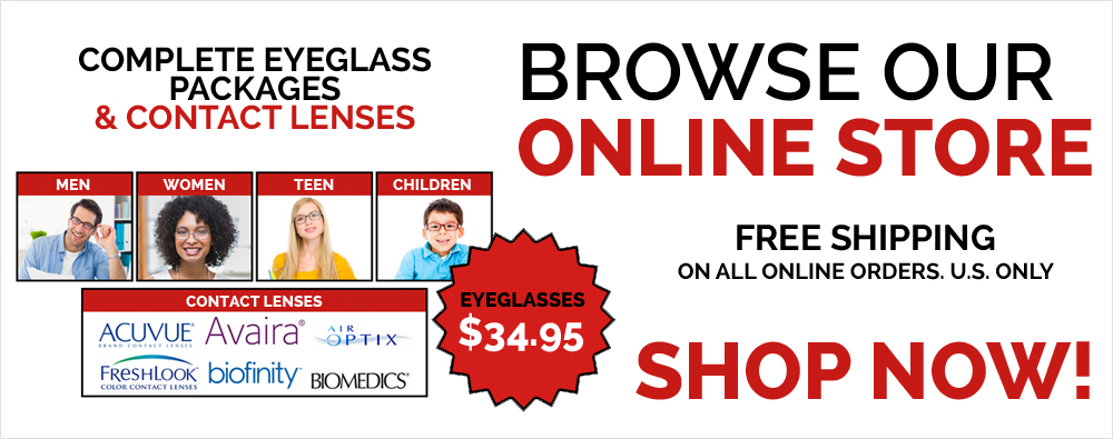 Browse Wise Eyes Online Store Today!