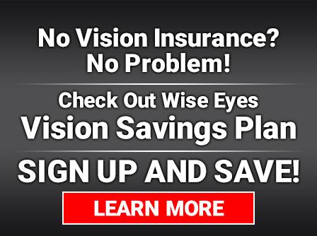 Wise Eyes Optical Vision Savings Plan